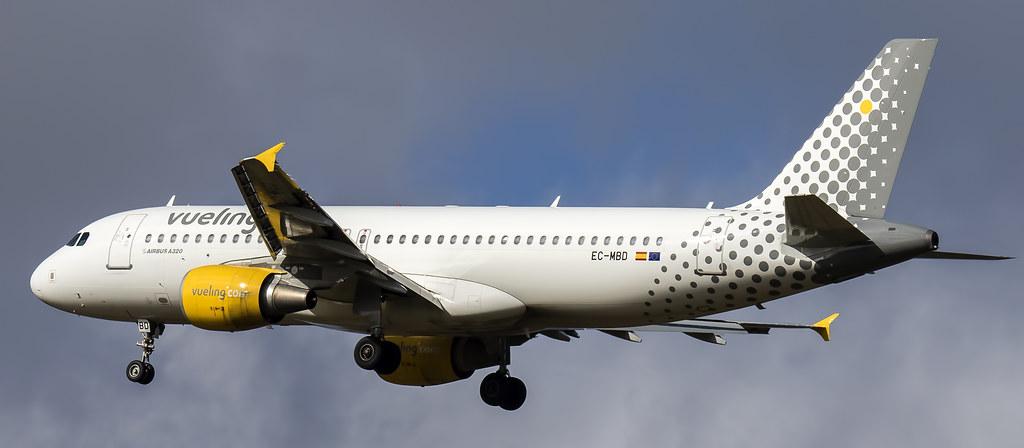 EC-MBD - A320 - Vueling