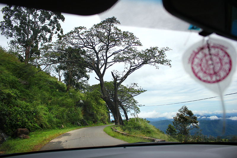 On the way to the Romance Valley - Haputale