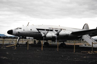 48-613 VC-121A Constellation