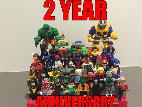 2 anniversary year