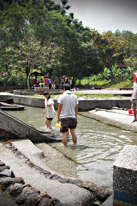 13桃米親水公園(桃米生態區戲水池)
