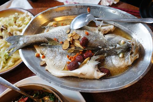 棗莊-藥膳蒸魚