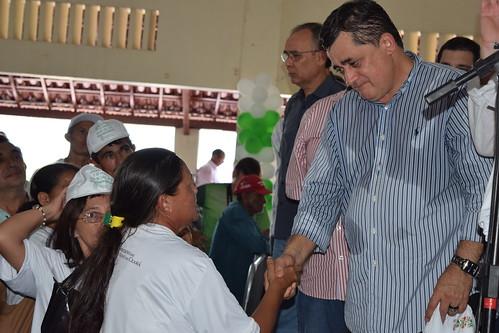 Comemoração do dia de São José em Quixeramobim