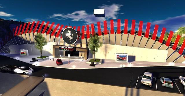 Galleria Scuderia Italia in SL