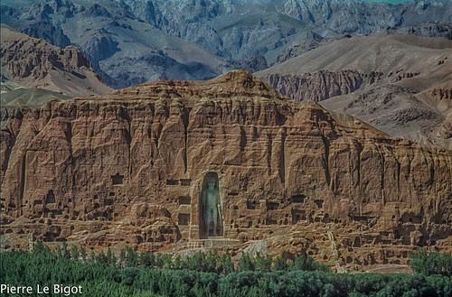 afghanistan bouddha bamiyan