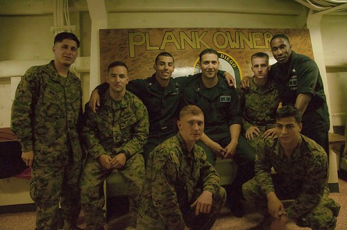 Two Sailors Go Above and Beyond to Mentor