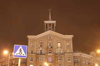 Architecture from Stalin times