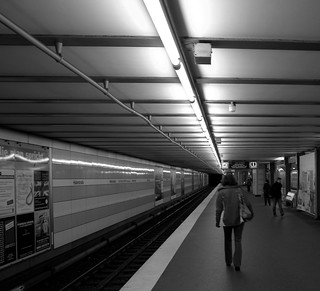 U-Bahn Station Hallerstraße