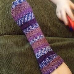 #sock on
