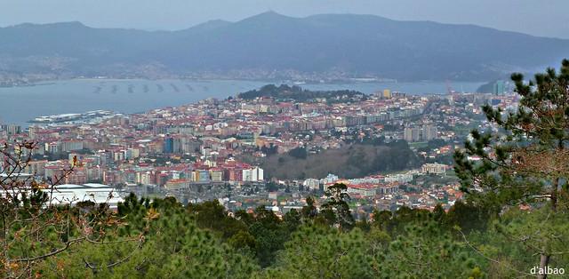La ciudad que nació de un monte