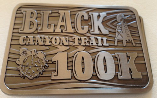 Black Canyon 100k Ultra Race