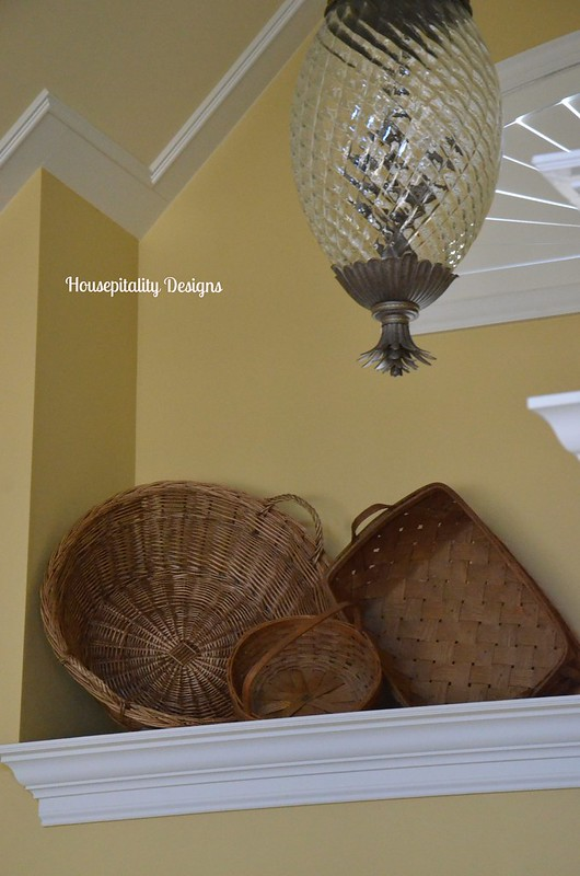 Vintage Baskets-Housepitality Designs