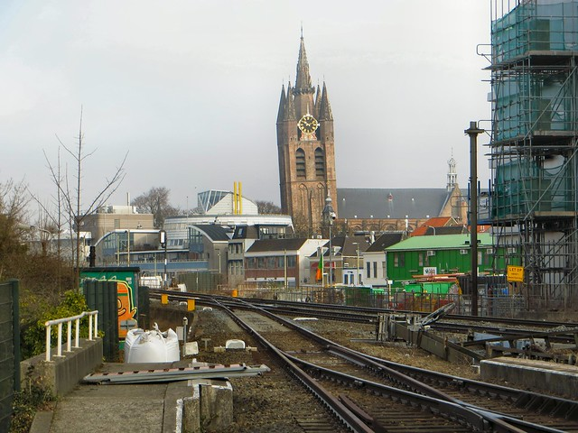 20150311 Delft - afbraak