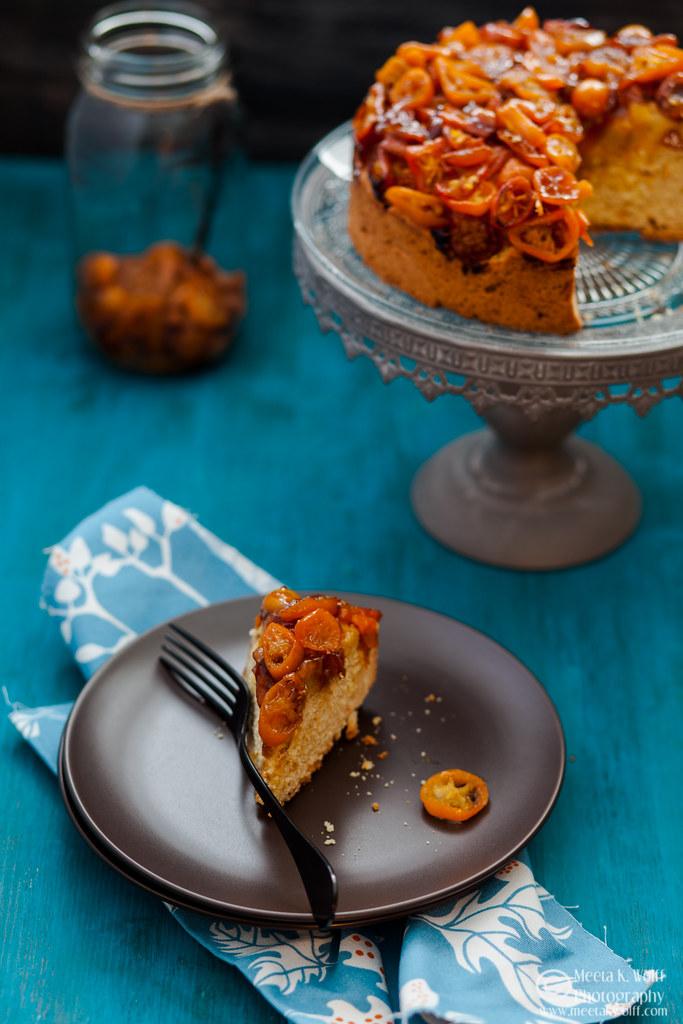 Kumquat Vanilla Cake (0098)