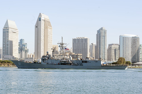 USS Gary to Decommission After More Than 30 Years of Service