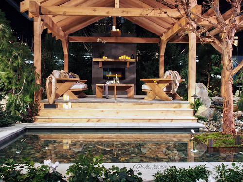 Cozy Outdoor Room