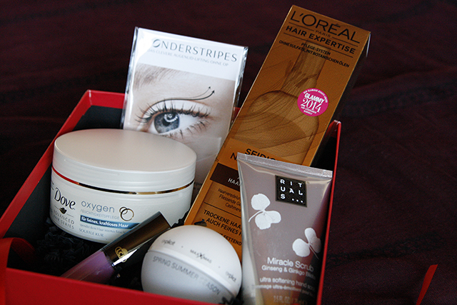 Gala Beauty Box Februar