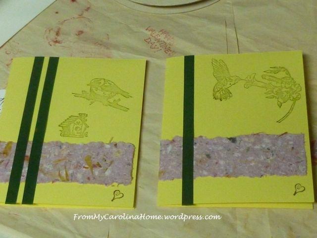 Springtime Cards - 6