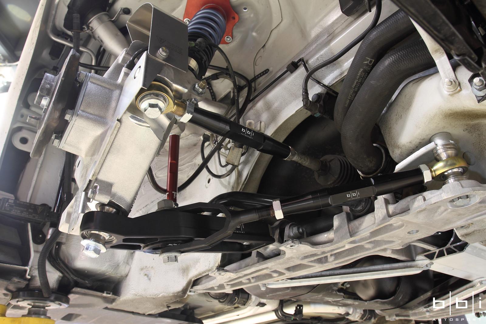 Bbi Autosport Porsche 997 Turbo Streetcup Suspension