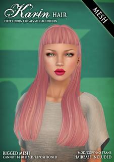 Karin Crystal Edition for 50L Fridays