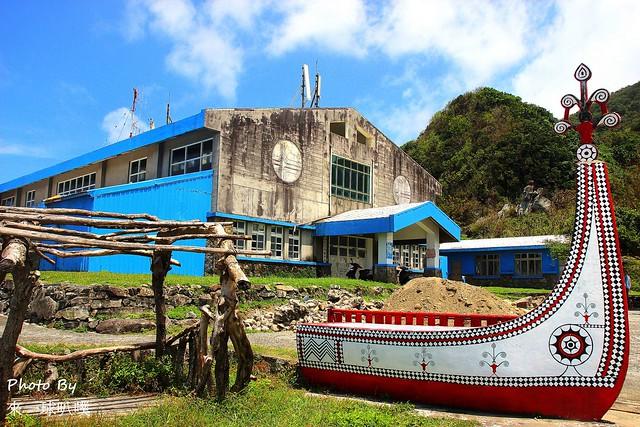 蘭嶼-蘭嶼小學09