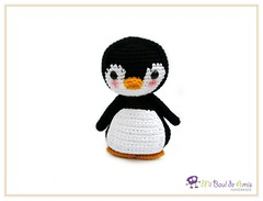 Pingoo the Penguin - Black