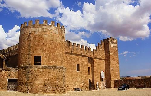 Castillo soriano de Monteagudo
