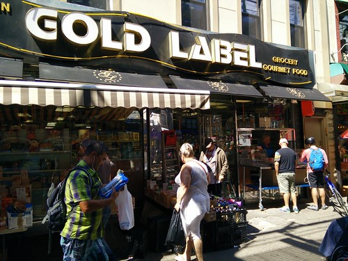 Gold Label, Brighton Beach Ave