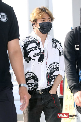 Big Bang - Incheon Airport - 07aug2015 - Wstarnews - 01