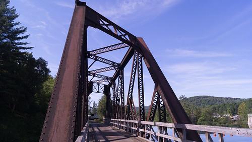 Rail to Trail bridge