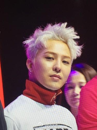 G-Dragon - Kappa 100th Anniversary Event - 26apr2016 - 权权权是U - 01