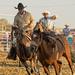 Rodeo Saddle Bronc pickup rider