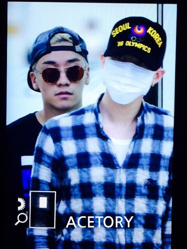 Big Bang - Gimpo Airport - 07jun2015 - G-Dragon - Acetory - 01