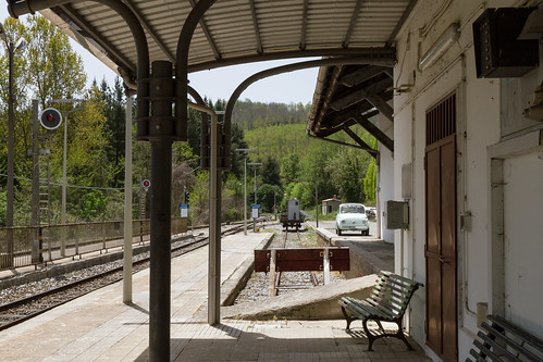 Carlopoli | IT-CZ (Catanzaro, Calabria) | 06.05.2015 | Carlopoli-Serrastretta station
