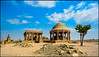 Chokandi Graveyard Sindh