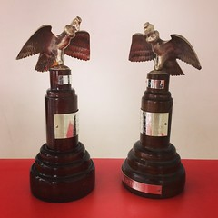 Empezó el diálogo entre los #PremiosCondor de #LaSalada y de #Pichuco, que estarán tramando?!