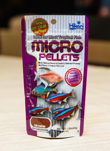 Hikari Micro Pellets Fish Food