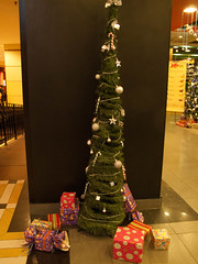 140 The thinnest Christmas tree