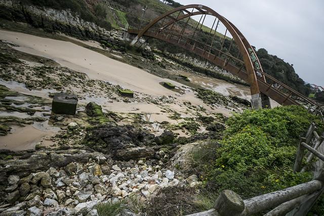 Playa San Juan de la Canal, Soto de la Marina