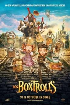 Hội Quái Hộp - The Boxtrolls (2014)