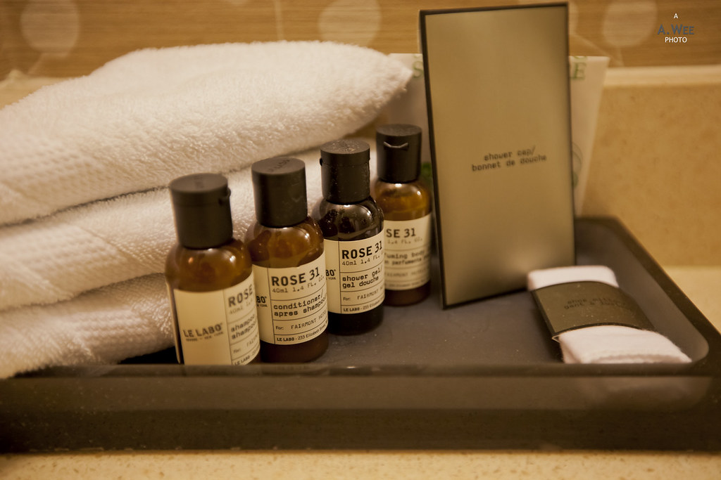Le Labo Rose Amenities