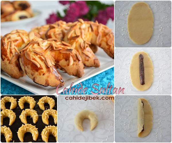 çörek yapımı