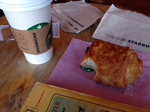 Starbucks Target Trip