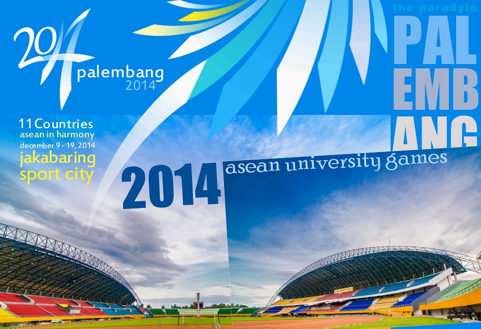 Tomorrow Banner Of Ssc Forum Time To Asean University Games Palembang