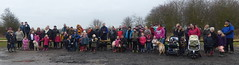 Welly Walkers for Paull Primary School