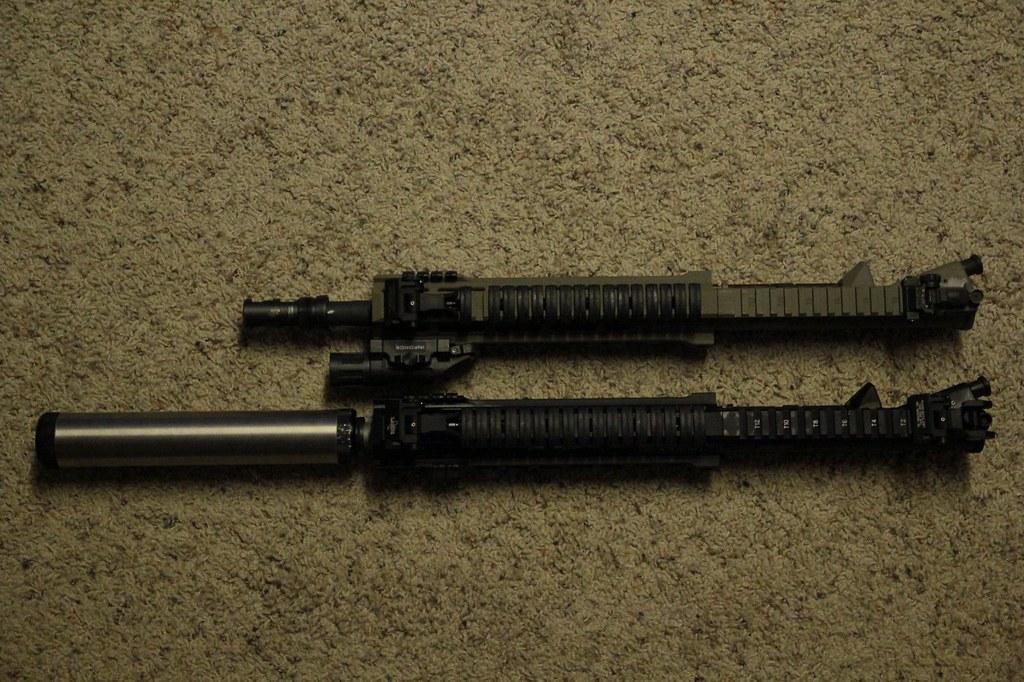 SDTA Titanium Suppressor Build: The $120 Lightweight Suppressor
