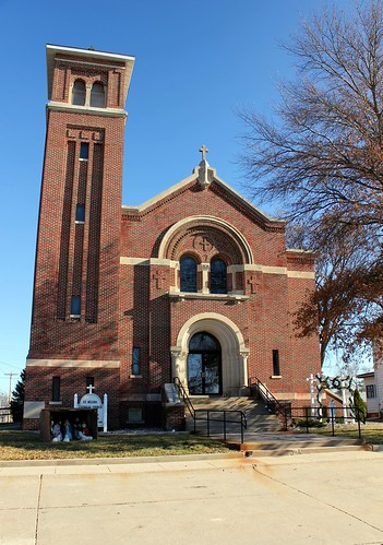 St. Helena Catholic Church - Grafton, NE