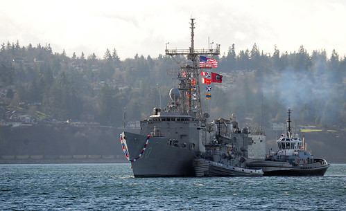 USS Rodney M. Davis Returns from Final Deployment