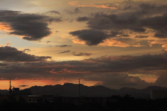 Awan di Padalarang (3)