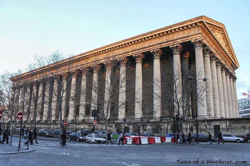 PARIS - Église de la Madeleine